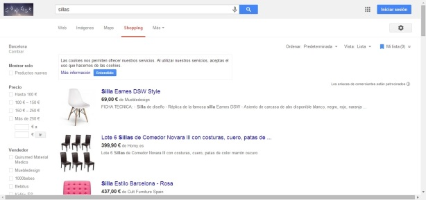 Google-shopping